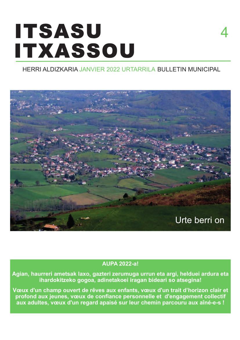Bulletin Itxassou