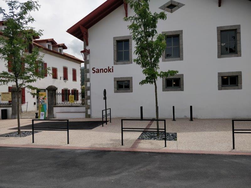 Devant Sanoki