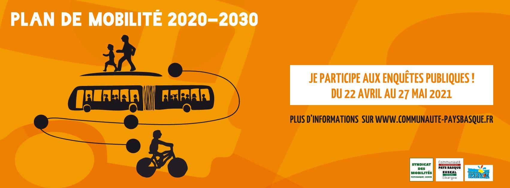 PLAN MOBILITE 2020-2030